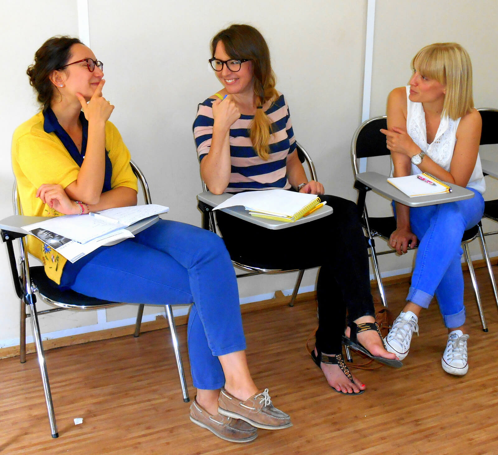 Intensive French Course French Language School