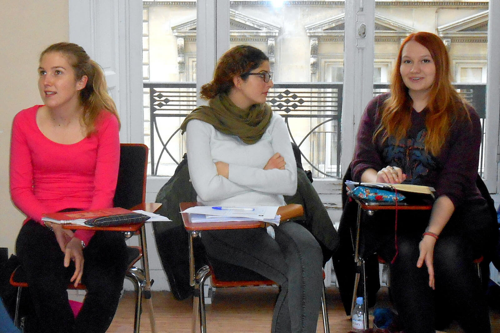 ACCORD Paris Curso intensivo de francés C