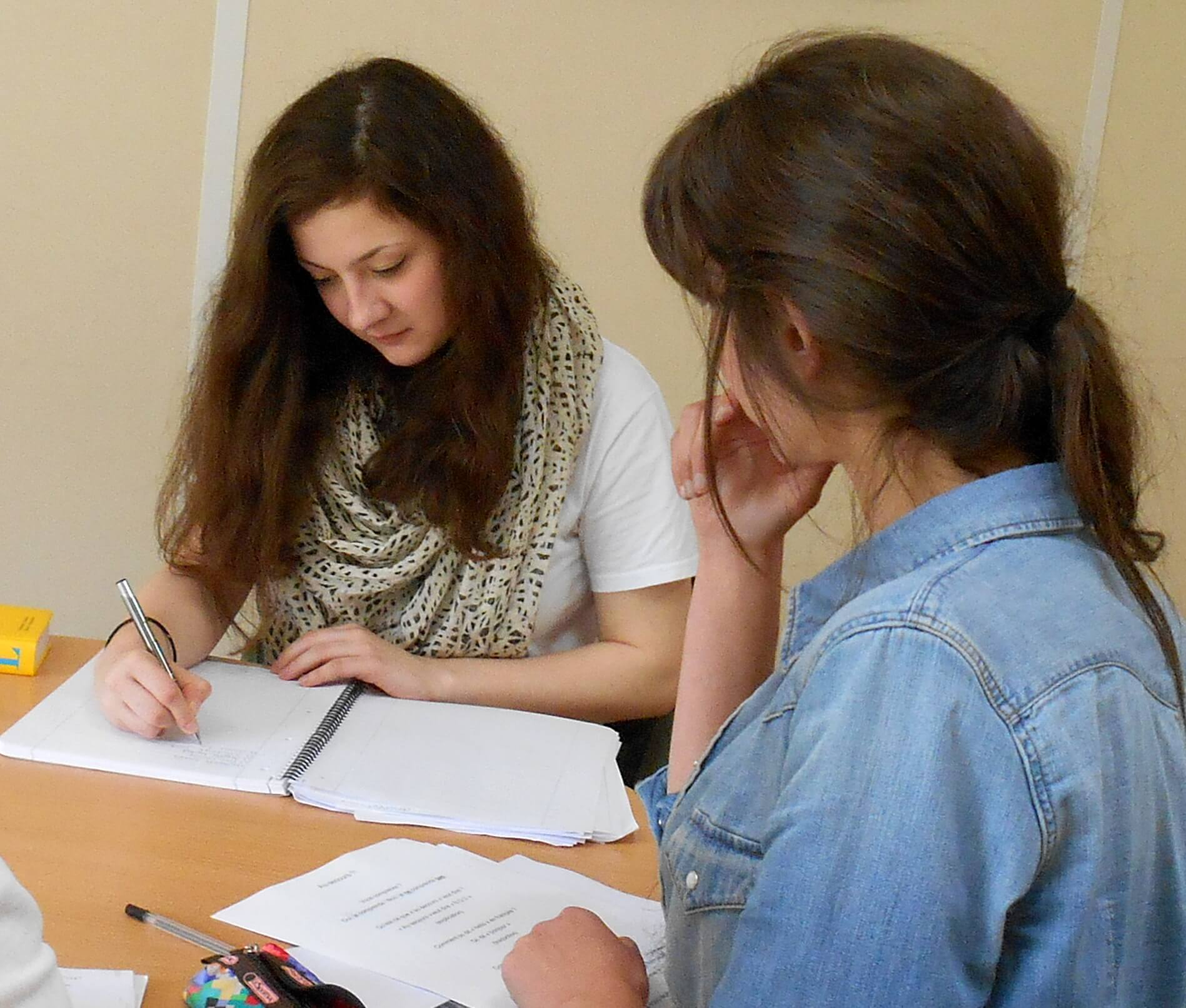 ACCORD French Grammar and Writing Course