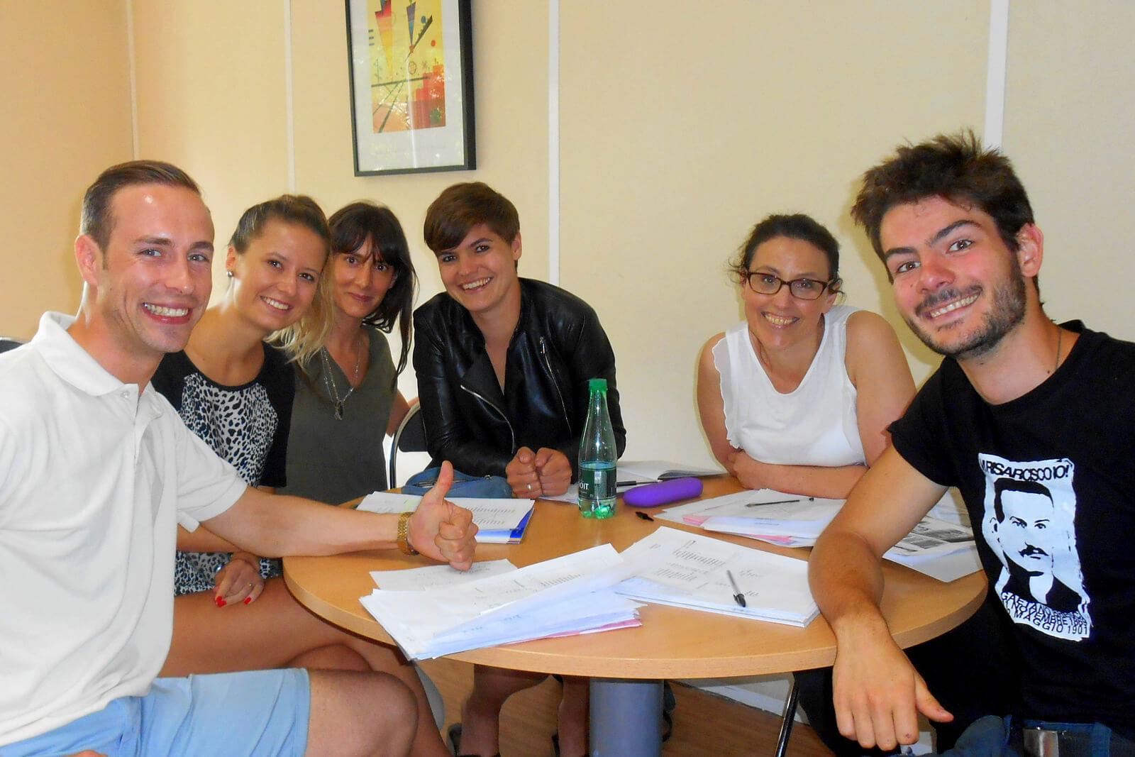 corso semi intensivo di francese PM1