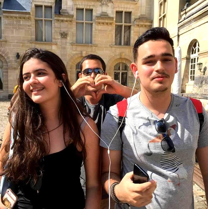 ACCORD Paris Cursos de francês de verão para a família