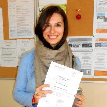 Blog - internship in France