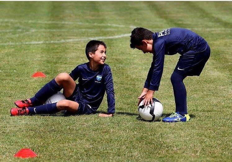 ACCORD Paris Saint-Germain Academy Summer Football Camp in England (2)