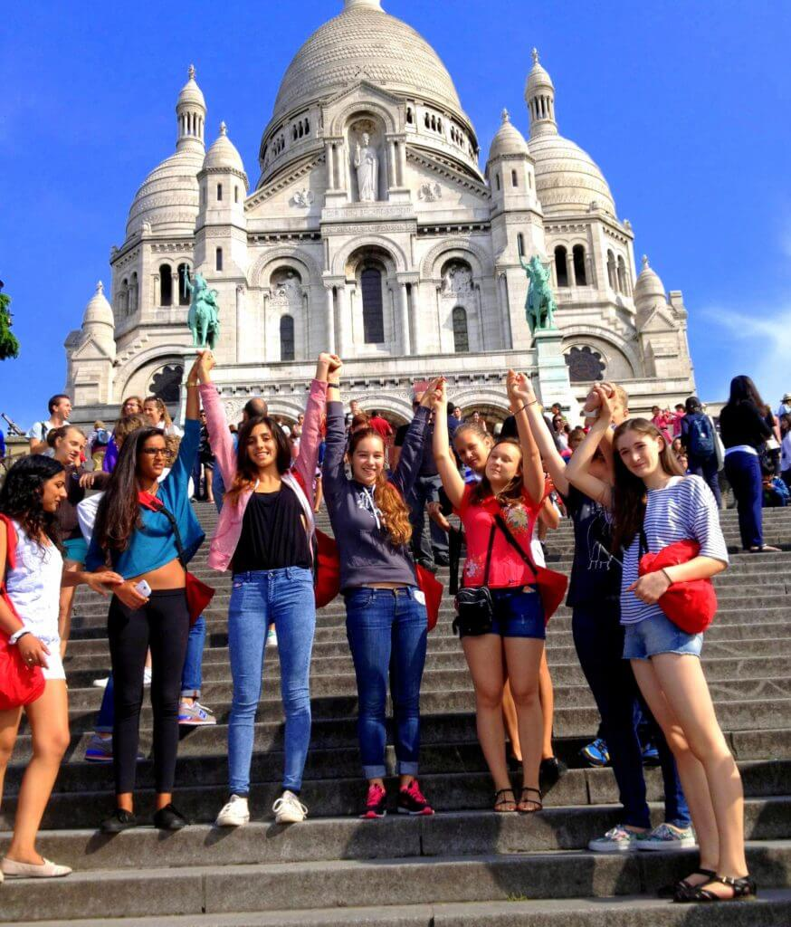Select your French language course in France
