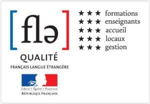 Séjour linguistique labellisé Qualité FLE