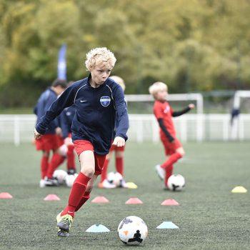 Séjour anglais et foot en Angleterre avec la Paris Saint-Germain Academy England