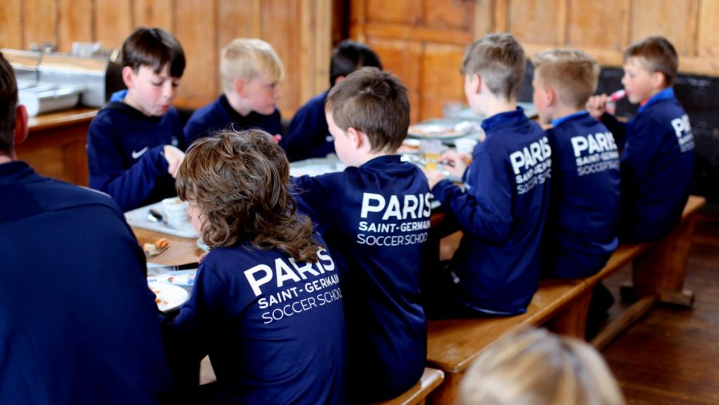 la Paris Saint-Germain Academy England
